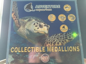 NJ - Adventure Aquarium Token 1a