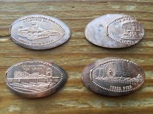 Steel Pier Pennies