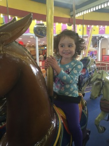Hanna seaside carousel