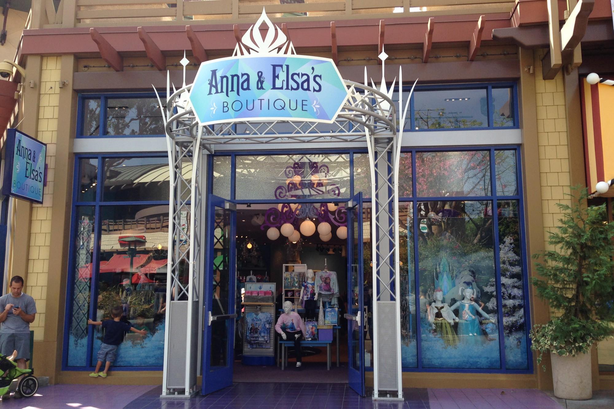 Anna & Elsa... Elongated Penny Press