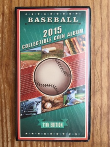 Baseball 2015 Booklet