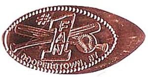 Pioneer Fan Penny