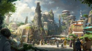 HS - Star Wars Land