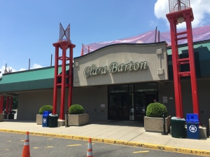 NJ - Clara Barton Sign 2