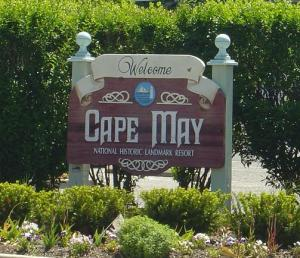 welcome cape may