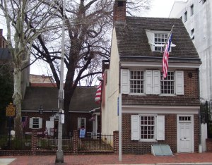 Betsy Ross House 03