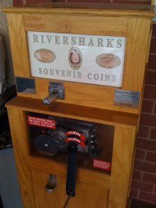 Camden Riversharks Machine 01