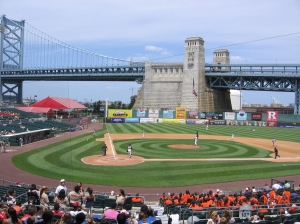 Camden Riversharks Stadium