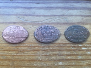 Historic Smithville Pennies