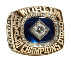 KC Royals 1985 Ring