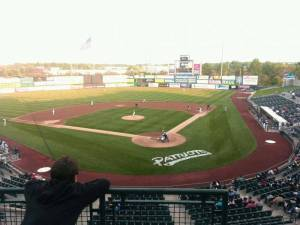 Somerset Patriots Stadium