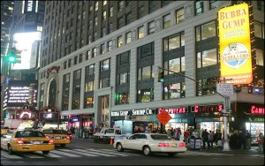 Bubba Gump NYC 01