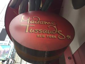 Madame Tussauds 01