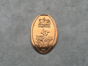2016 Epcot Penny