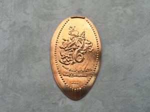 2016 Magic Kingdom Penny 01