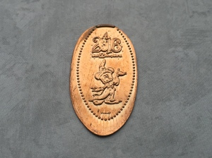 2016 Magic Kingdom Penny 02