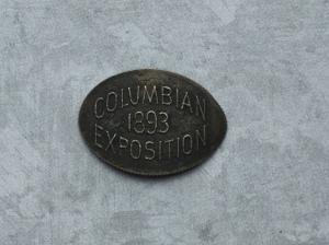 Columbian Ex 1893 Front