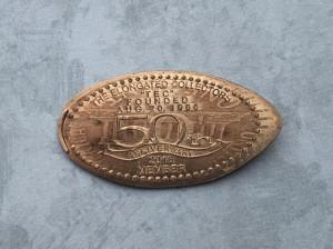 TEC 50TH Member Coin