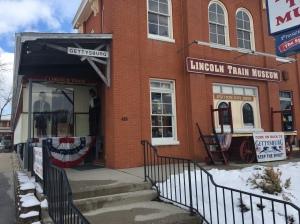 Lincoln Train Museum 02