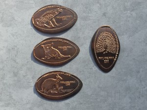 Polar Bear Pennies