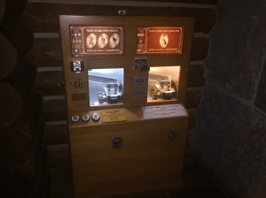 RST - Wilderness Lodge Resort Lobby Machines
