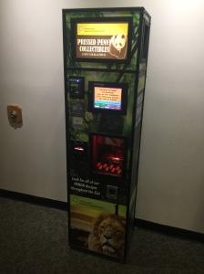 Washington DC Zoo Machine 01