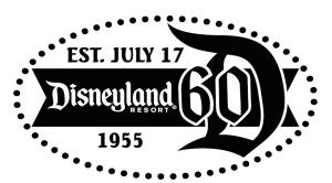 Disneyland 60th 1955