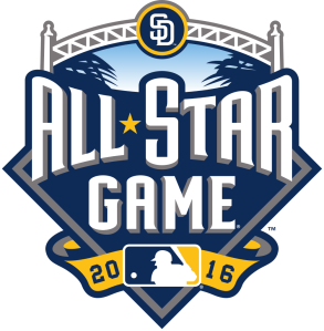 2016 MLB All-Star Logo