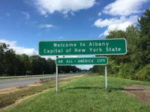 Albany Sign