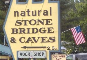 Natural Stone Bridge 01