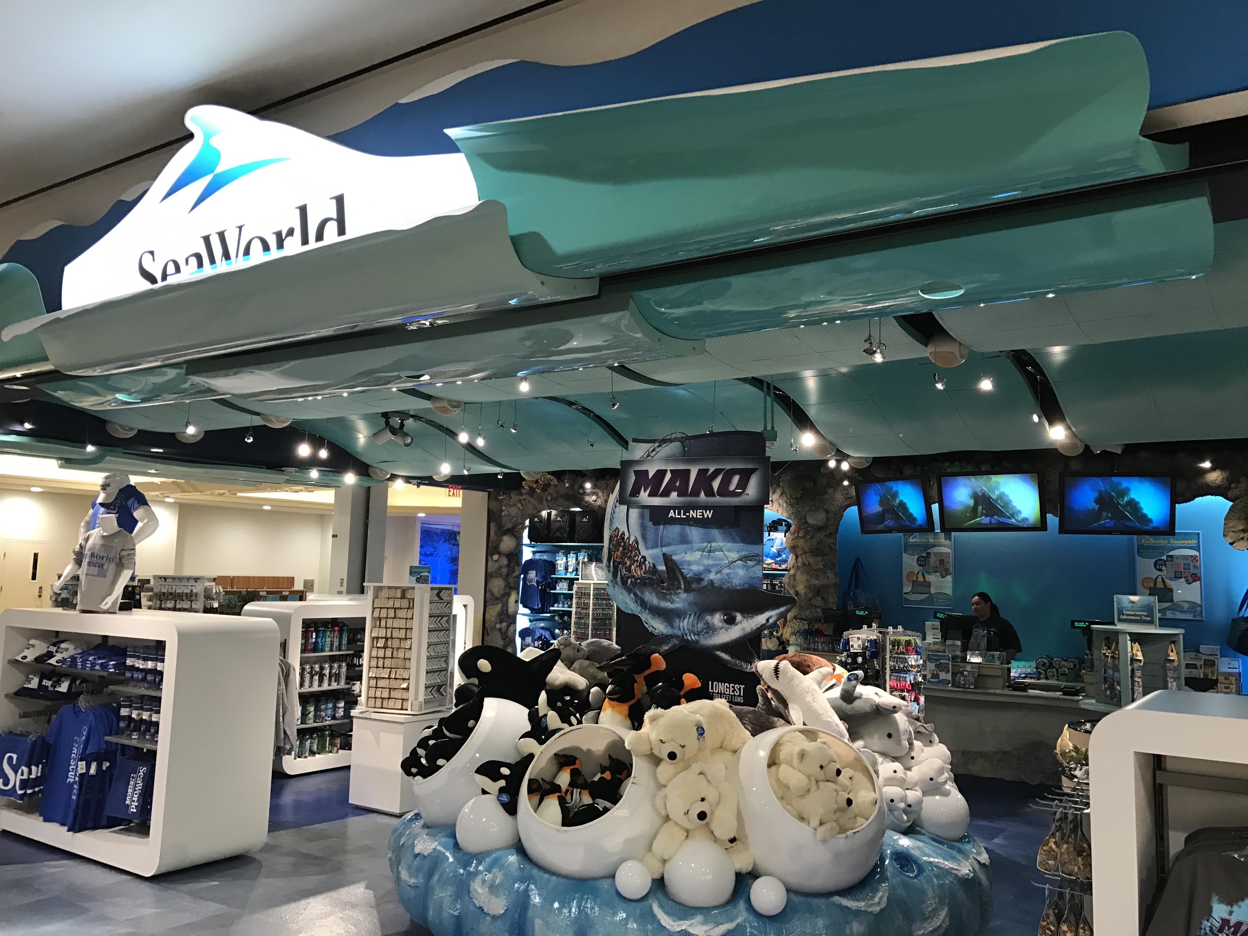 Seaworld Gift Shop in Orlando Airport – Orlando, FL | David's Coin ...