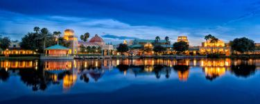 coronado-springs-night