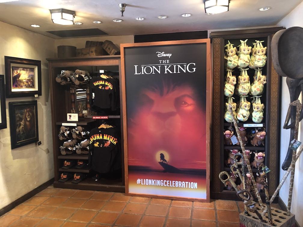 Disneys New AK Mombasa Marketplace Lion King  Elongated Penny Set