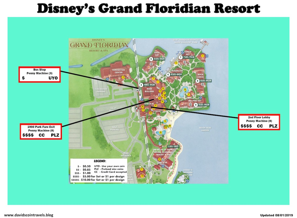 Florida Parks Map.Florida Theme Park Maps Now Available David S Coin Travels